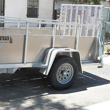 cheap trailer storage sydney
